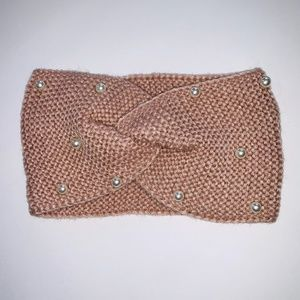 Other - NWOT Infant/Toddler Headband Headwrap with Pearls
